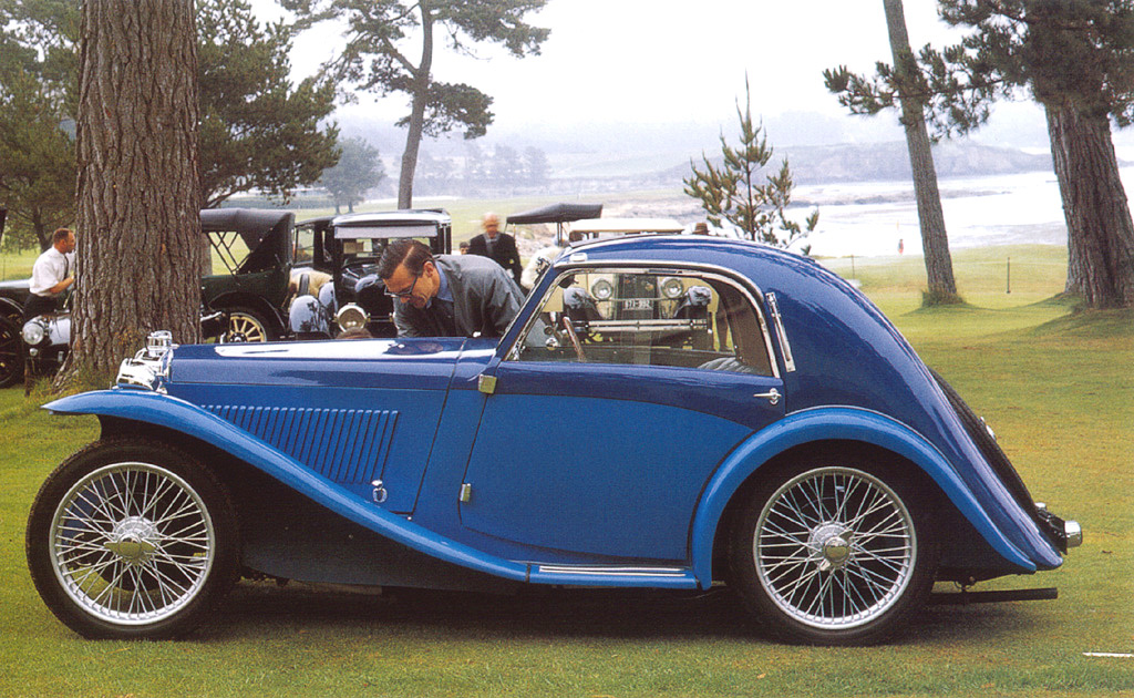 Mg Pa Airline Coupe Photos Reviews News Specs Buy Car
