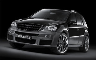 Mercedes-Benz ML Brabus