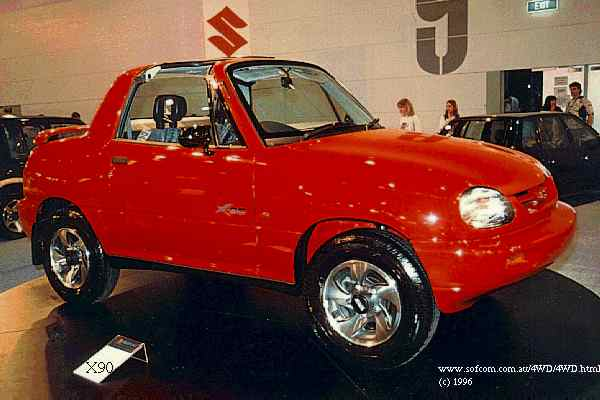Suzuki X90:picture # 9 , reviews, news, specs, buy car