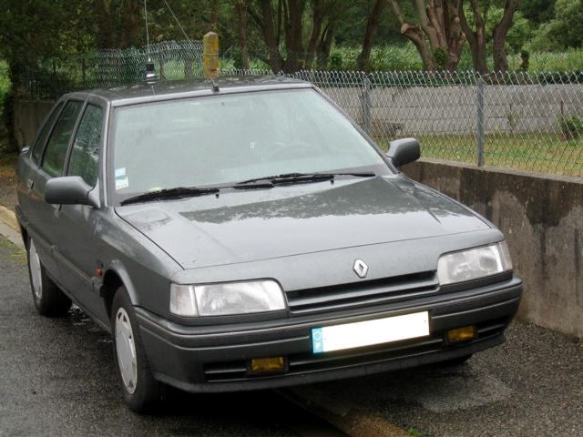 Renault 21 Turbo-D