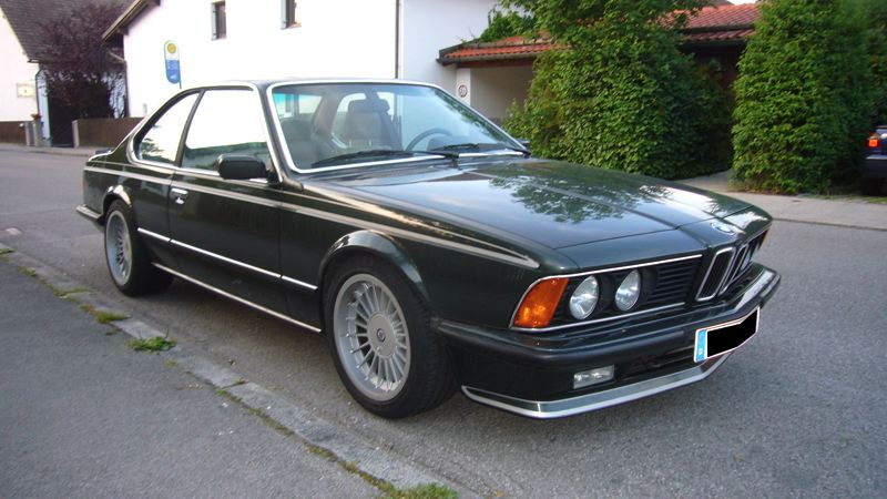 Bmw 635csipicture 6 Reviews News Specs Buy Car