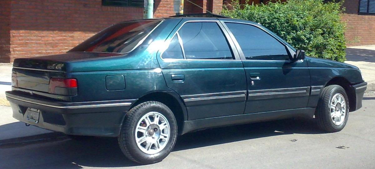 Peugeot 405 Sri 20 Picture 9 Reviews News Specs Buy Car