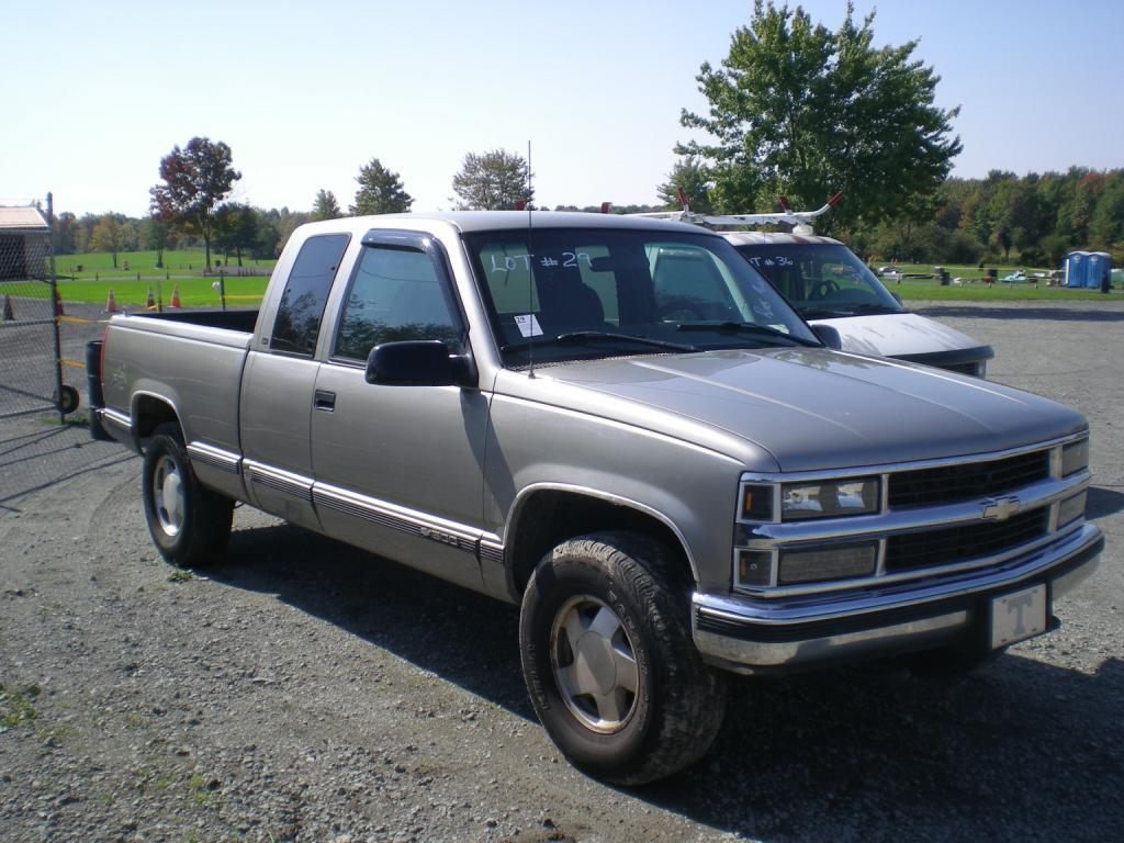 1998 Chevrolet Silverado 1500 Z71 Car Facts Autos Post