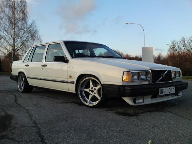 Volvo 740 Gl Picture 15 Reviews News Specs Buy Car