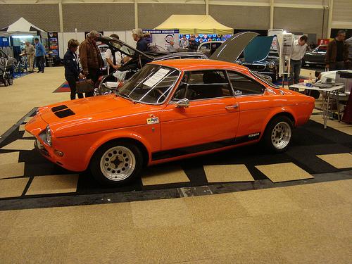 FAB WHEELS DIGEST (F.W.D.): Simca 1200S Coupé (1967-71)