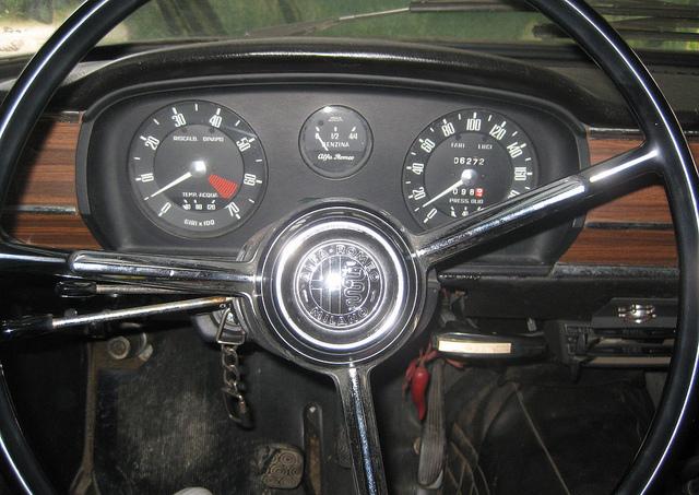 Alfa Romeo Giulia News Alfa Romeo Giulia 1300 ti