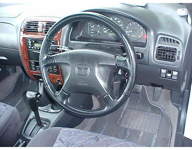 Mazda Capella Zi Picture 13 Reviews News Specs Buy Car