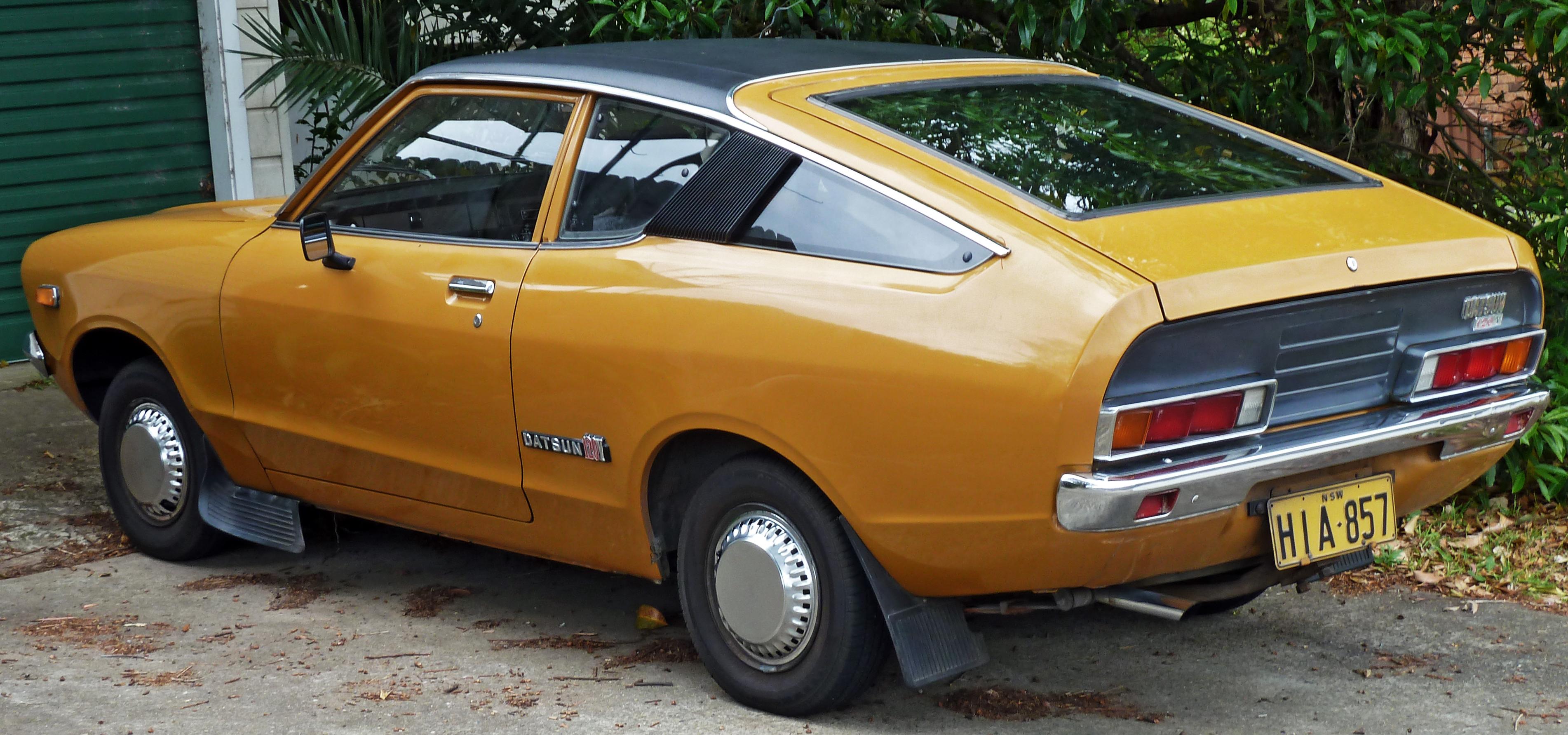 Datsun 120Y Coup: Photos, Reviews, News, Specs, Buy car