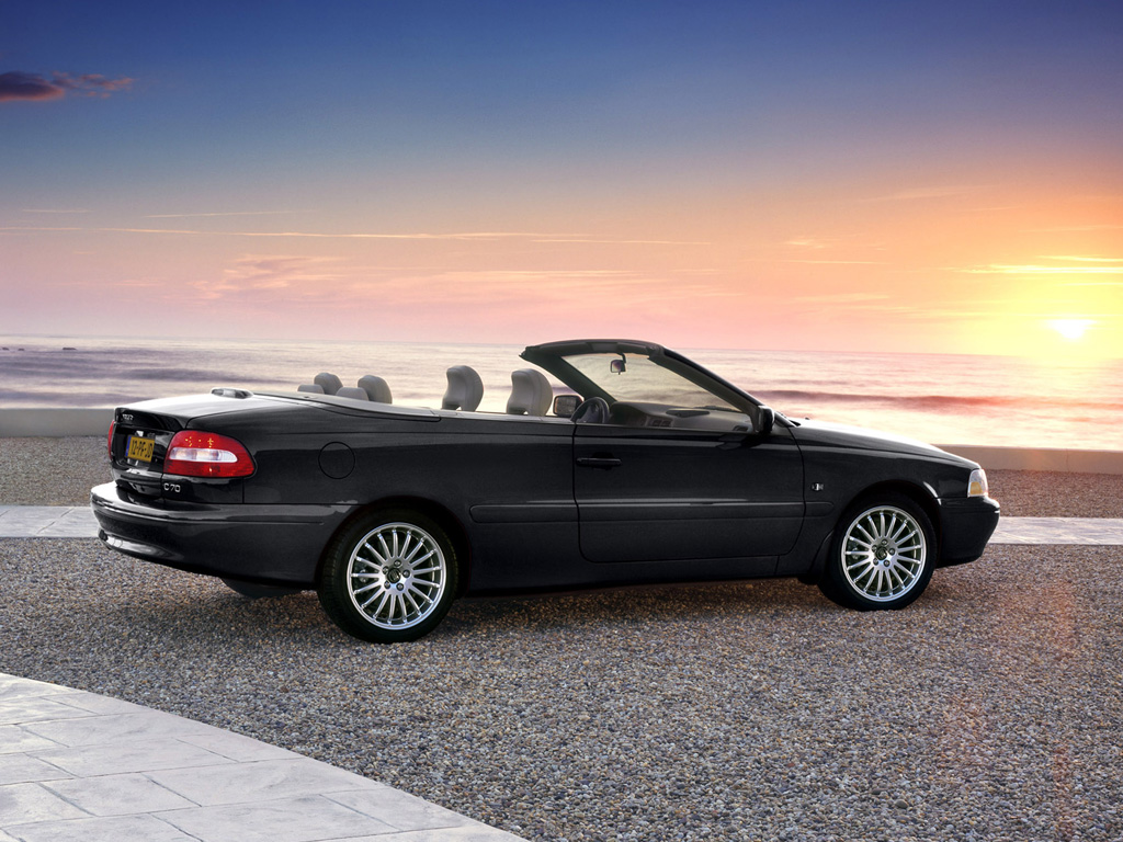 volvo c70 cabrio photos reviews news specs buy car. Black Bedroom Furniture Sets. Home Design Ideas