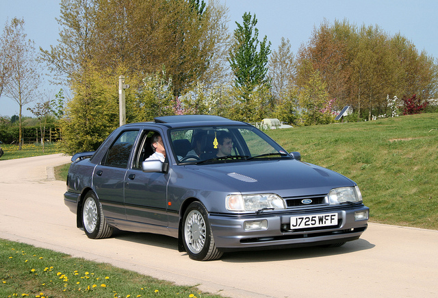 Ford Sierra Sapphire Cosworth 4x4 Picture 15 Reviews