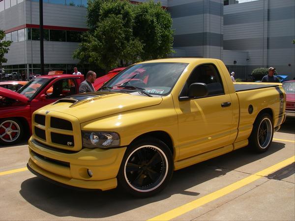 Dodge Ram 1500 Hemi Rumble Bee Picture 7 Reviews News