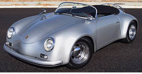 Porsche 356 speedster replica picture 9 reviews news specs buy car