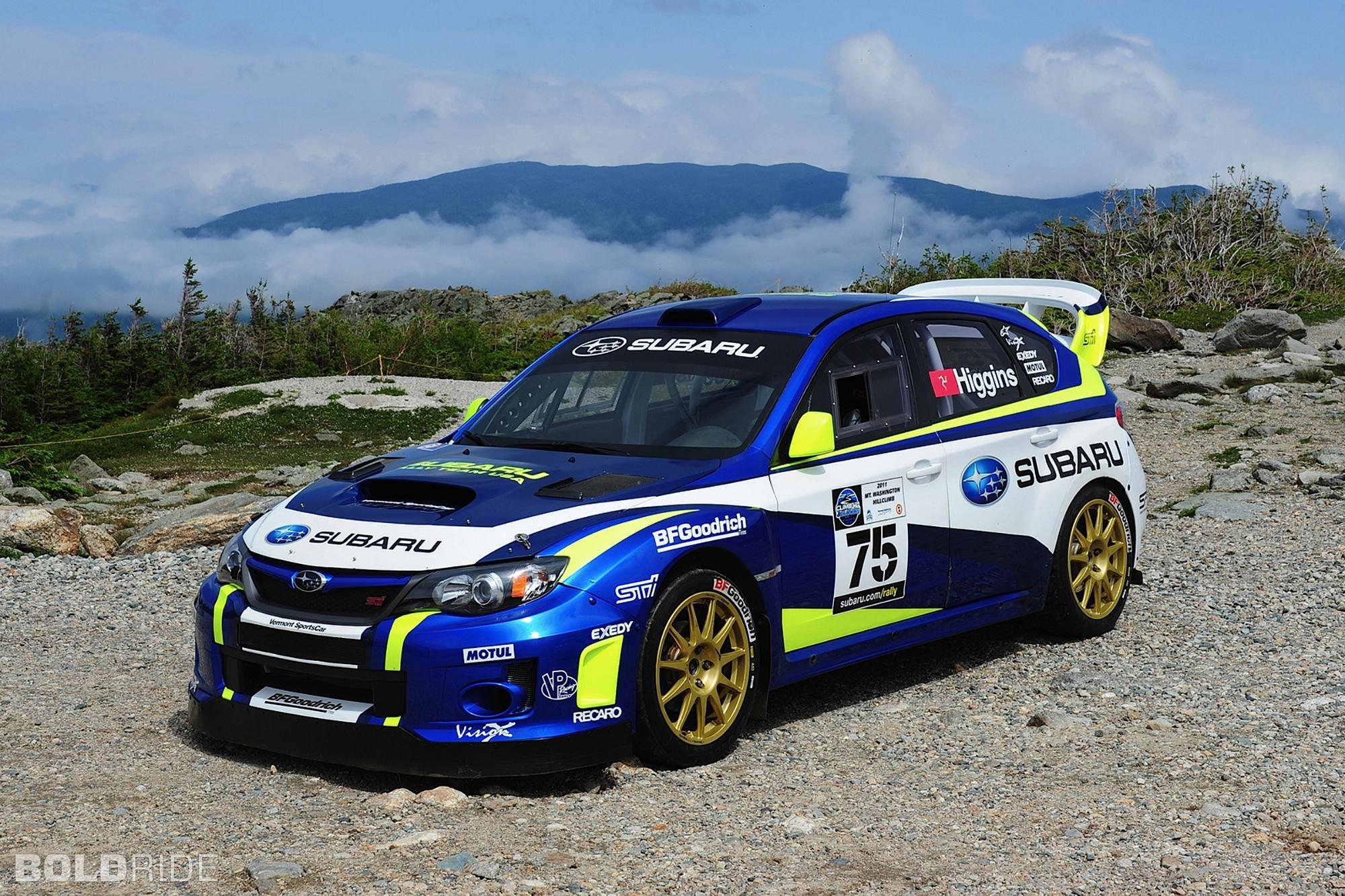 Subaru Wrx Sti Picture 11 Reviews News Specs Buy Car