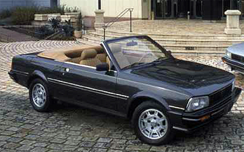 peugeot 505 cabriolet picture 7 reviews news specs buy car. Black Bedroom Furniture Sets. Home Design Ideas