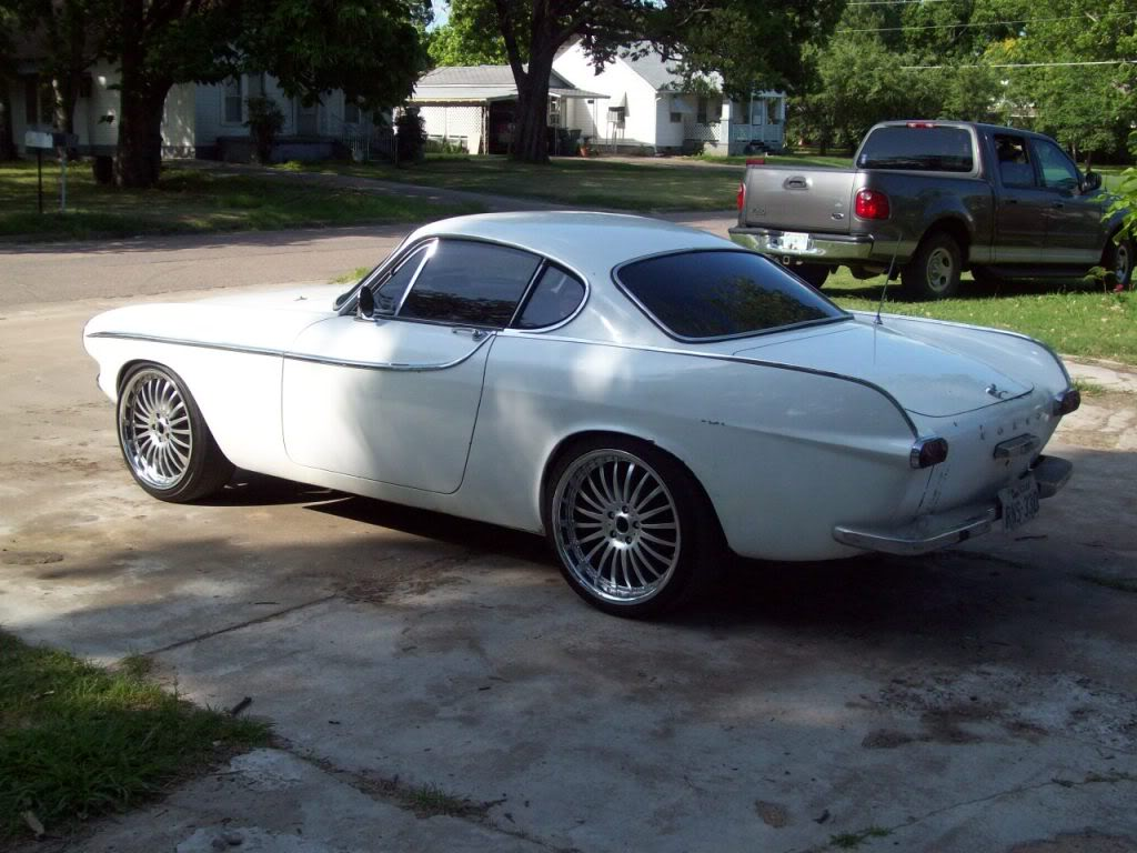Volvo P1800 Picture 15 Reviews News Specs Buy Car
