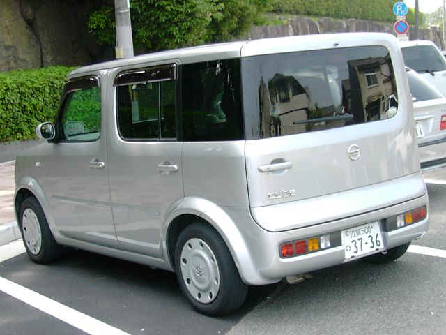 Nissan Cube:picture # 11 , reviews, news, specs, buy car