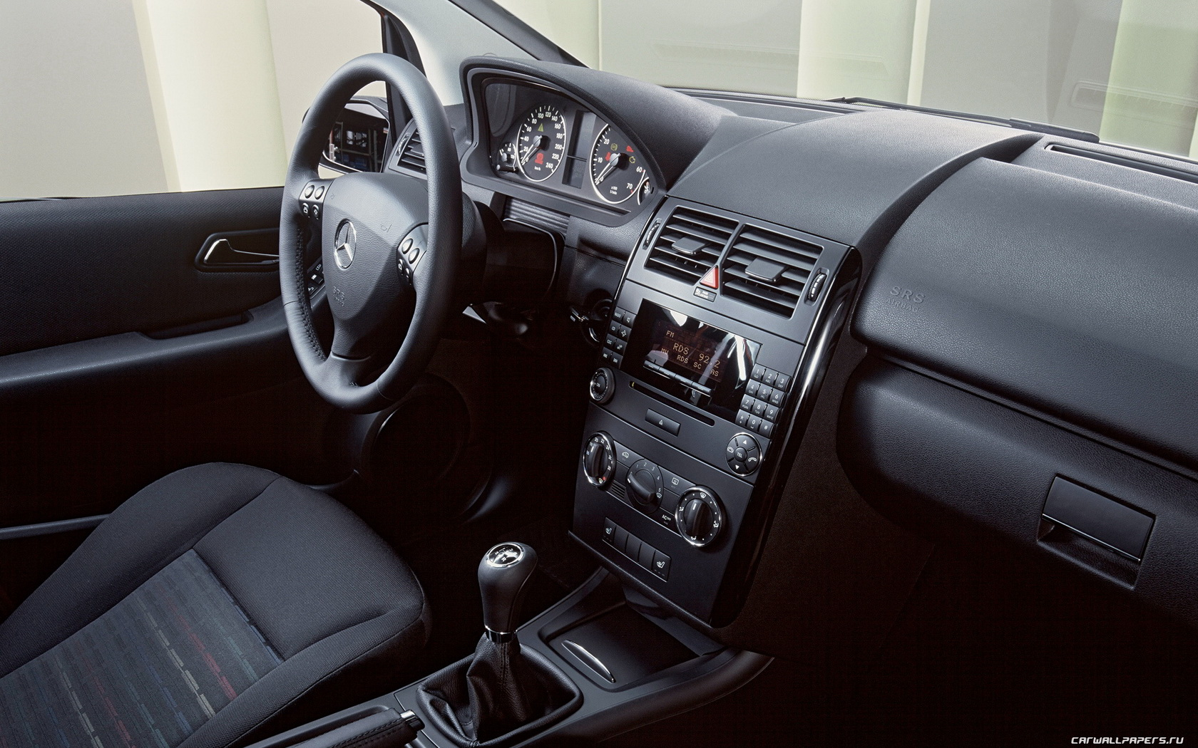 mercedes benz a 170 classic picture 4 reviews news. Black Bedroom Furniture Sets. Home Design Ideas