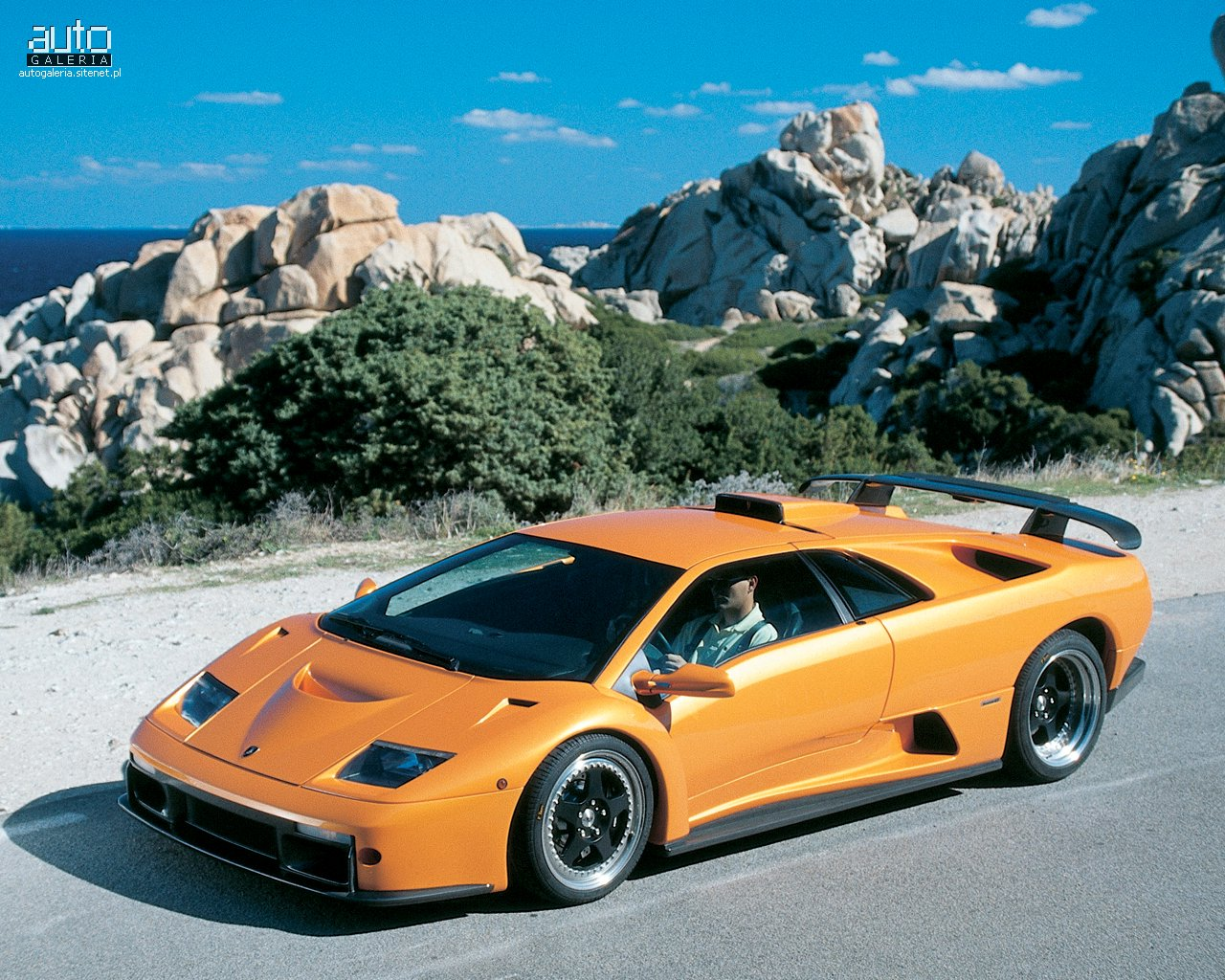 Lamborghini Diablo Gt Picture 8 Reviews News Specs