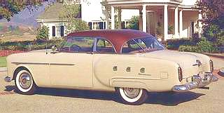 Packard 250 Mayfair 2dr HT