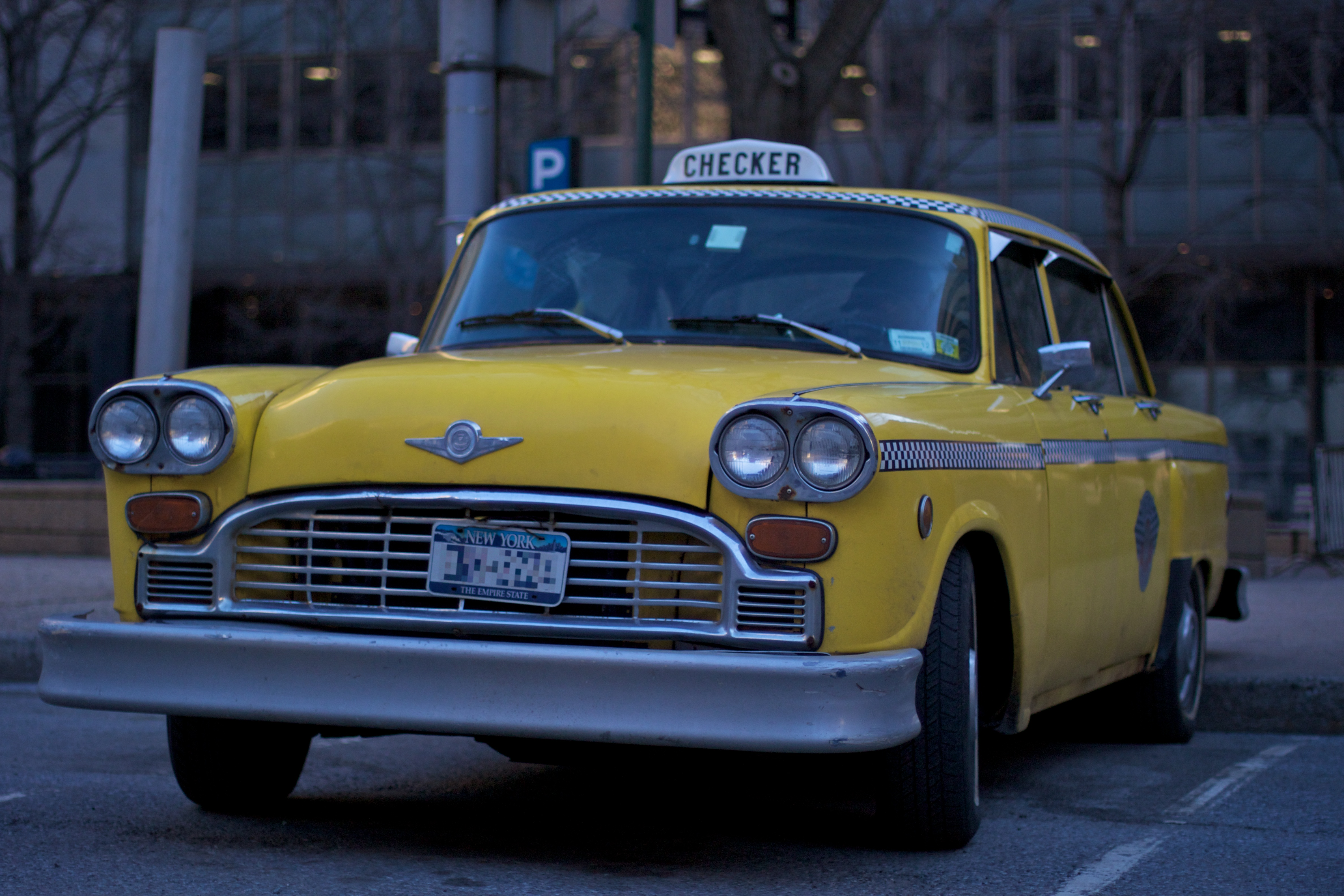 Checker taxi cab photos reviews news specs buy car - Order a cab ...