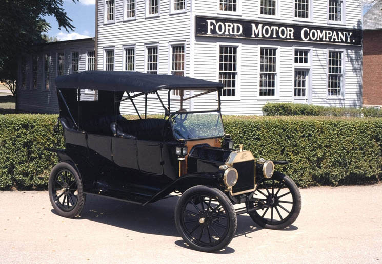 Ford T-Model