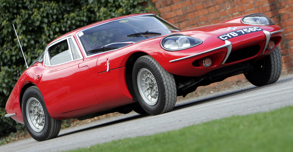 Marcos 1800 Gt Picture 8 Reviews News Specs Buy Car
