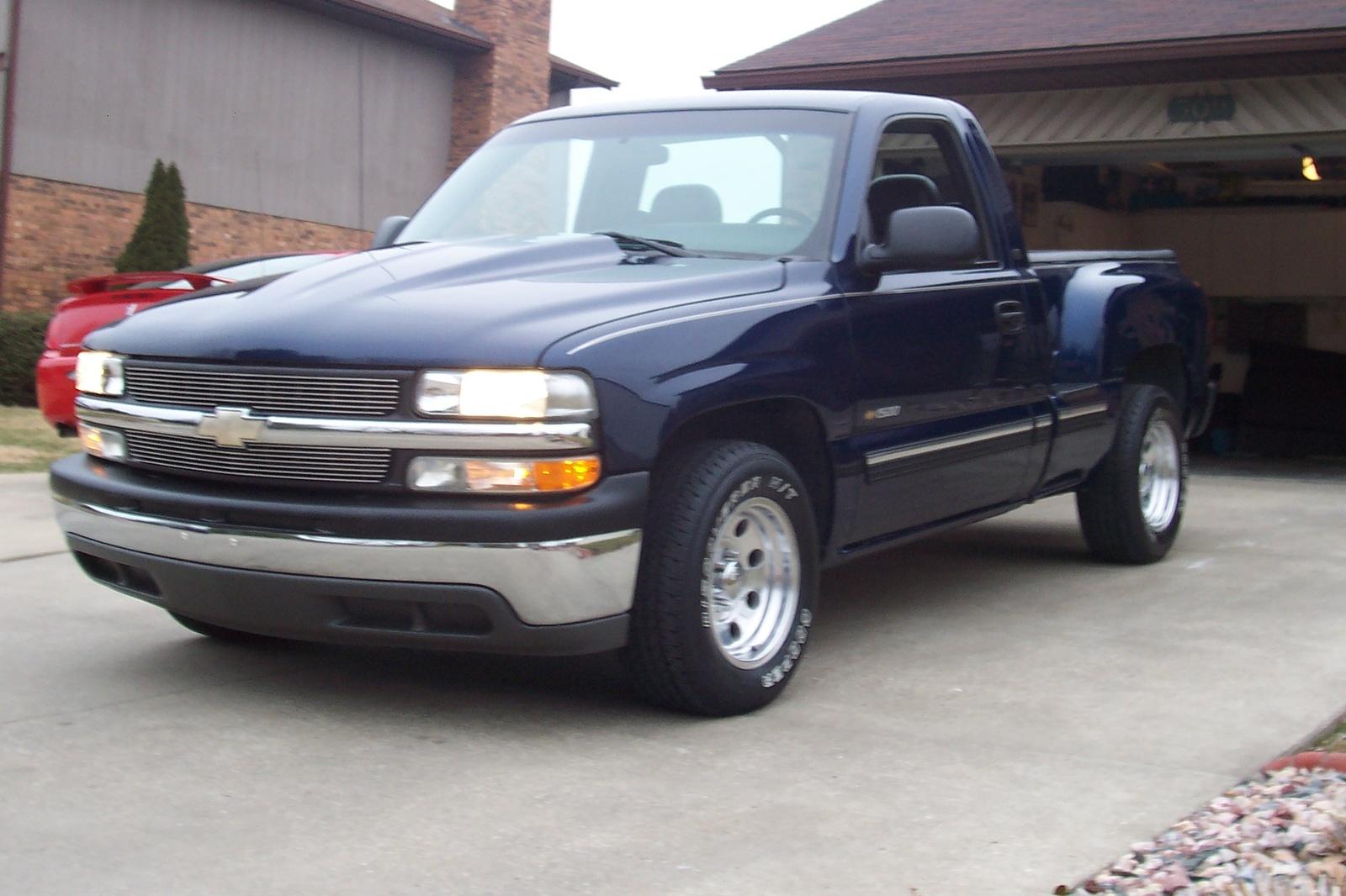 Chevrolet Silverado 1500 Stepside Picture 8 Reviews