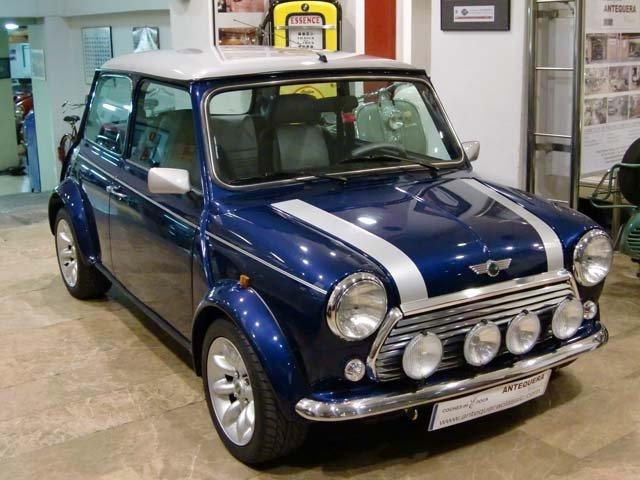 Deluxe Auto Parts >> Mini 1300:picture # 14 , reviews, news, specs, buy car