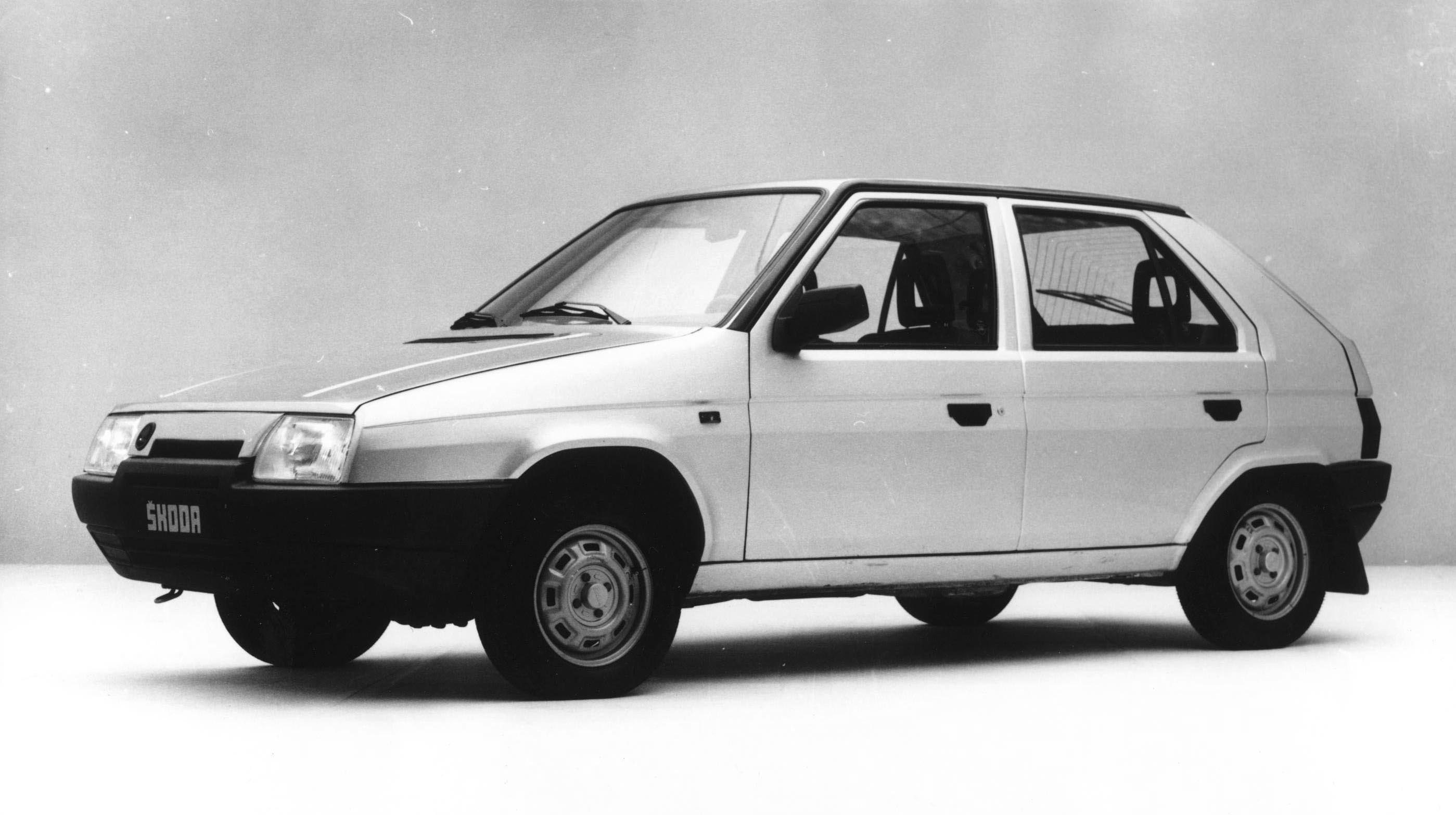 Skoda Favorit 13