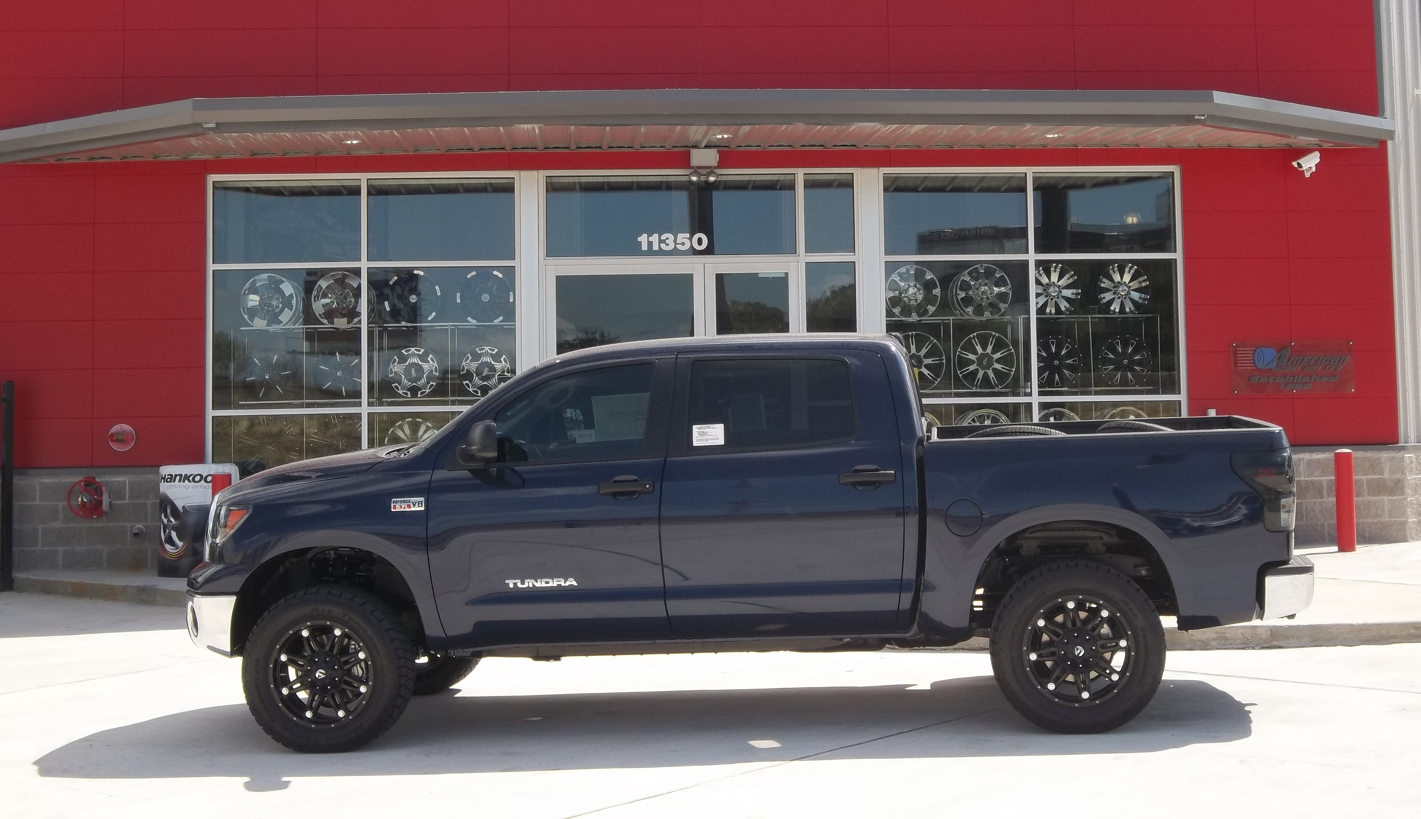 Pictures of 20 Inch Rims Toyota Tundra