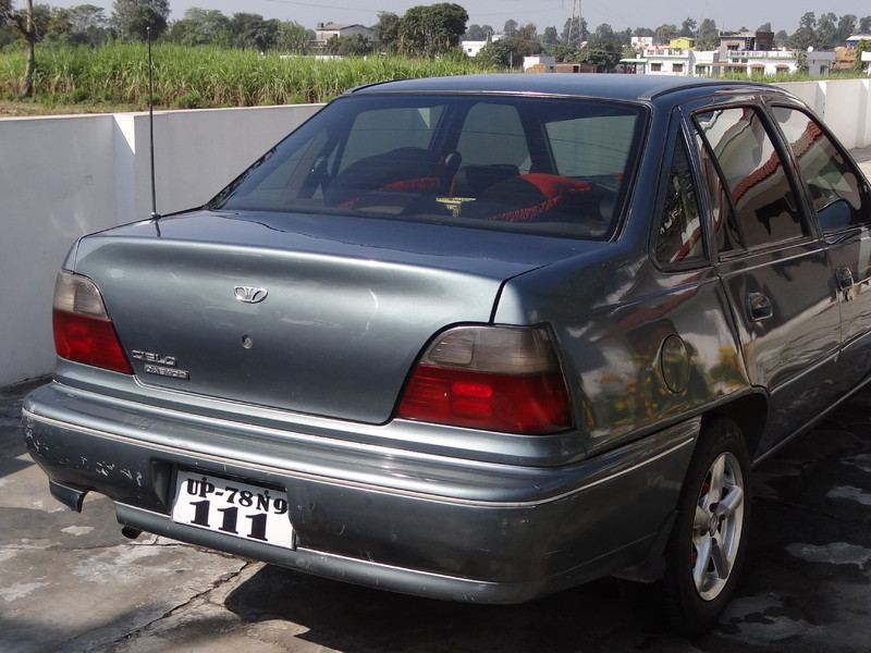Daewoo Cielo GLX:picture # 15 , reviews, news, specs, buy car