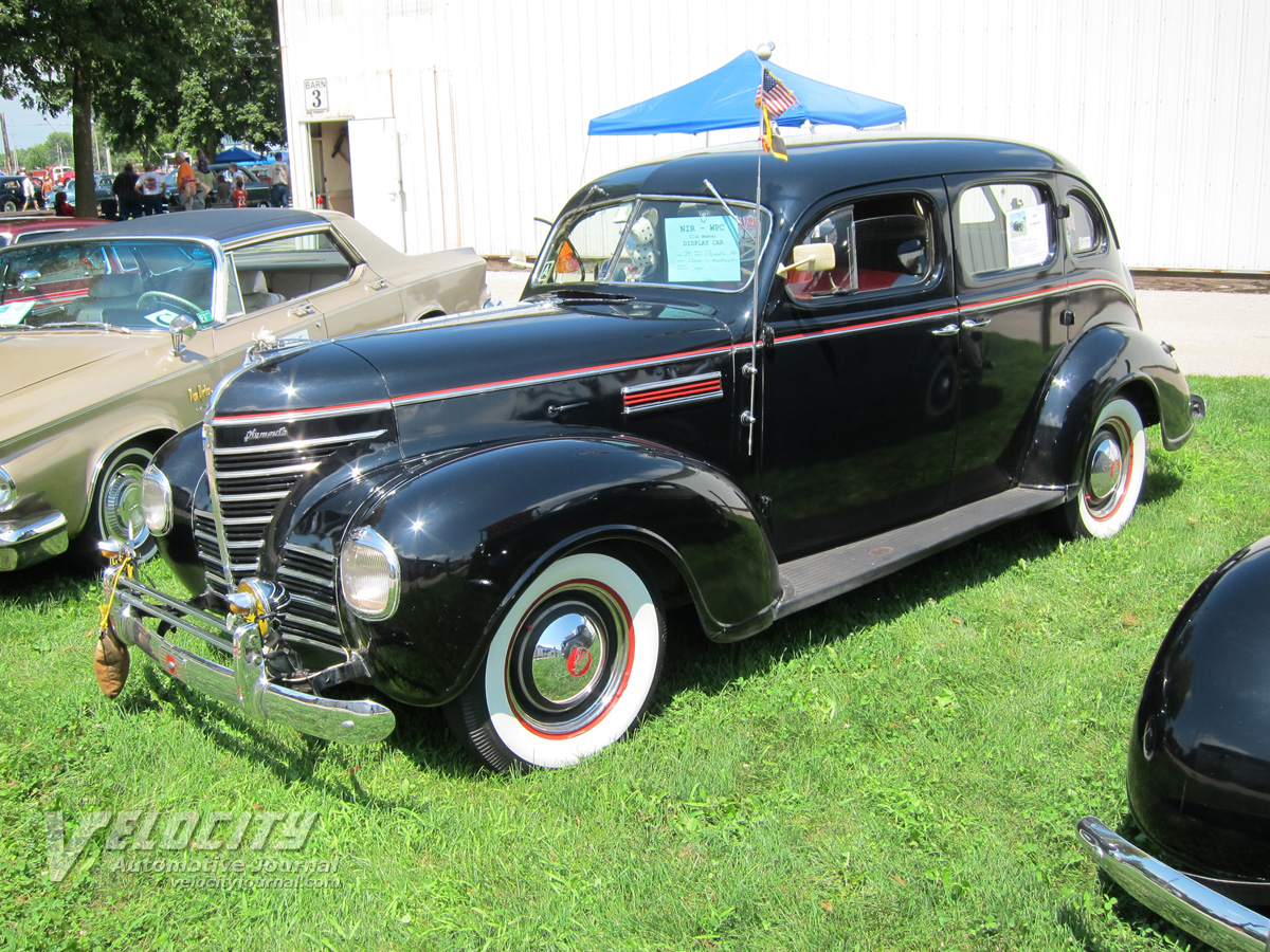 98.1938 Plymouth P-8 Deluxe title=