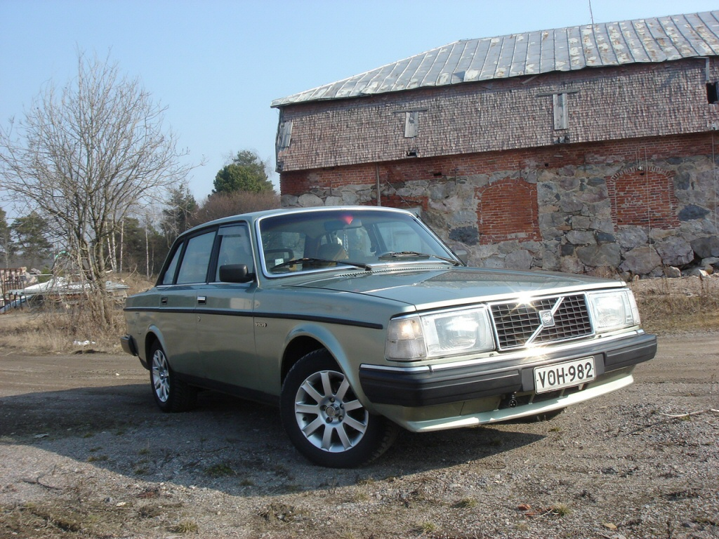 Volvo 240 Glepicture 7 Reviews News Specs Buy Car 242 Gt Wiring Diagram Gle