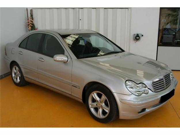 mercedes benz c 220 cdi elegance picture 13 reviews news specs buy car. Black Bedroom Furniture Sets. Home Design Ideas
