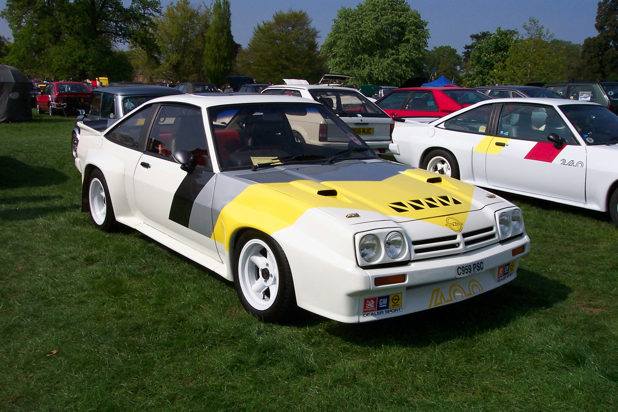 opel manta gte picture 14 reviews news specs buy car. Black Bedroom Furniture Sets. Home Design Ideas