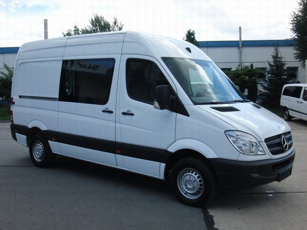 mercedes benz sprinter 313 cdi picture 12 reviews news specs buy car. Black Bedroom Furniture Sets. Home Design Ideas