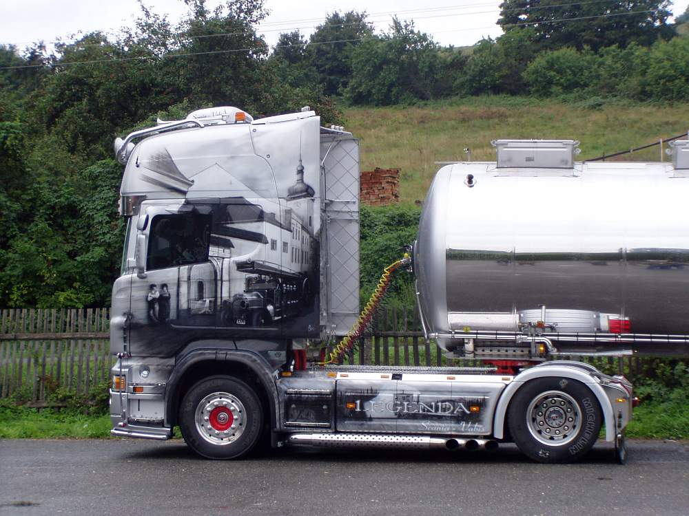 Bien connu Scania R580 V8:picture # 7 , reviews, news, specs, buy car MJ84