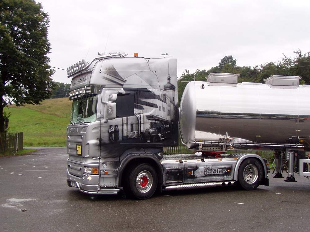 Scania R580 V8 Picture 11 Reviews News Specs Buy Car