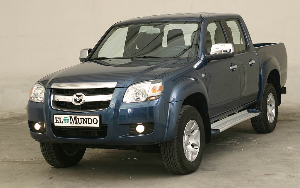 Mazda Bt 50 4x4 Picture 13 Reviews News Specs Buy Car