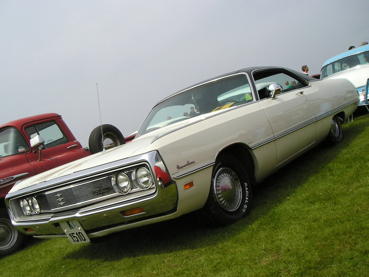 Chrysler Newport Custom 2dr Ht Photos Reviews News