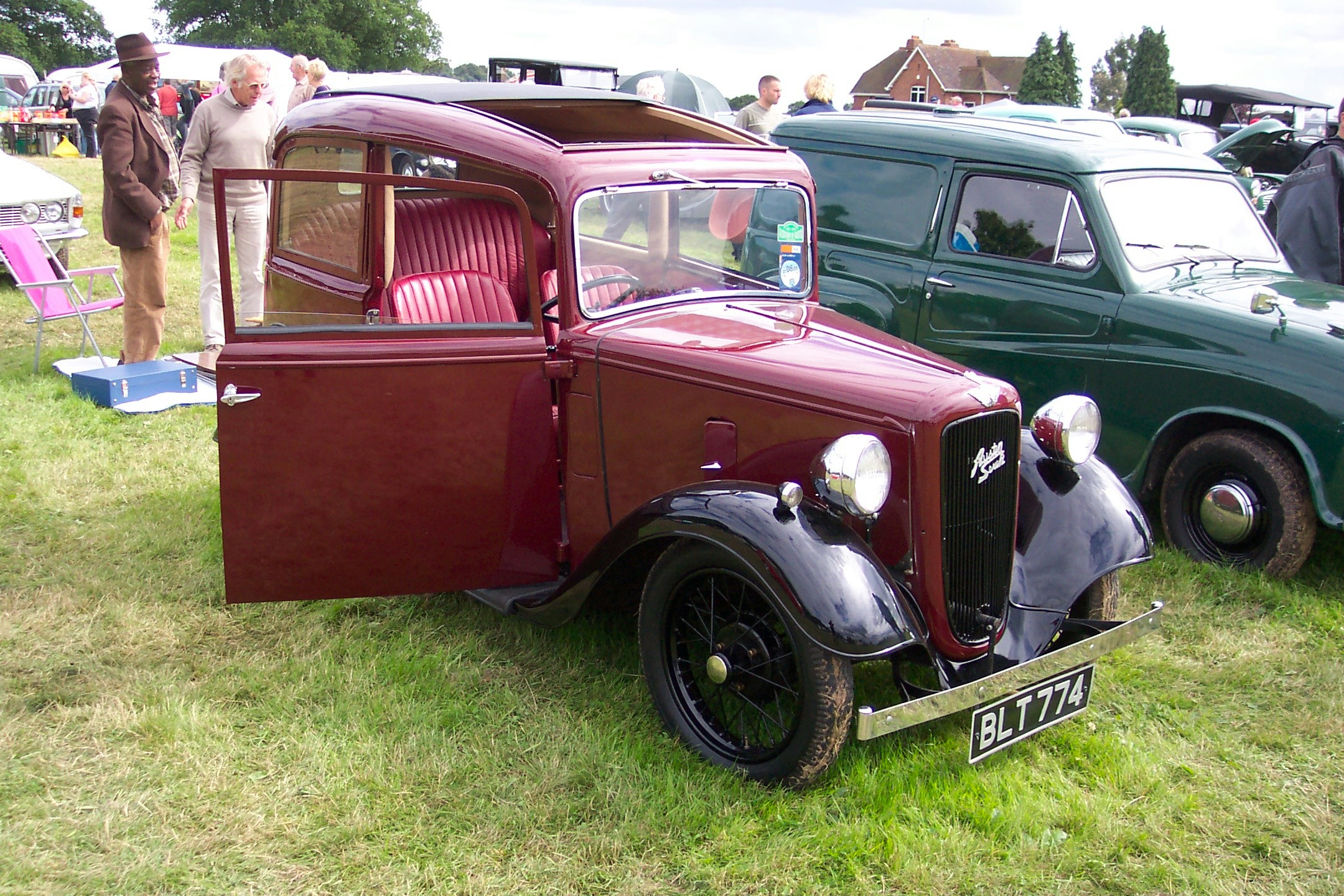 Austin 7 Ruby Picture 14 Reviews News Specs Buy Car
