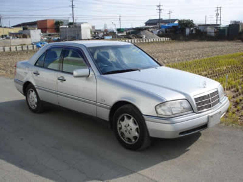 Mercedes benz c200 photos reviews news specs buy car for Mercedes benz 1996