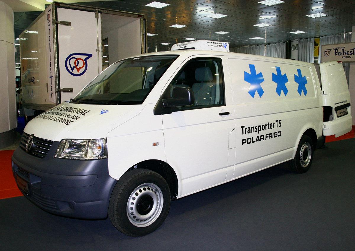 volkswagen t5 transporter polar frigo picture 6 reviews news specs buy car. Black Bedroom Furniture Sets. Home Design Ideas