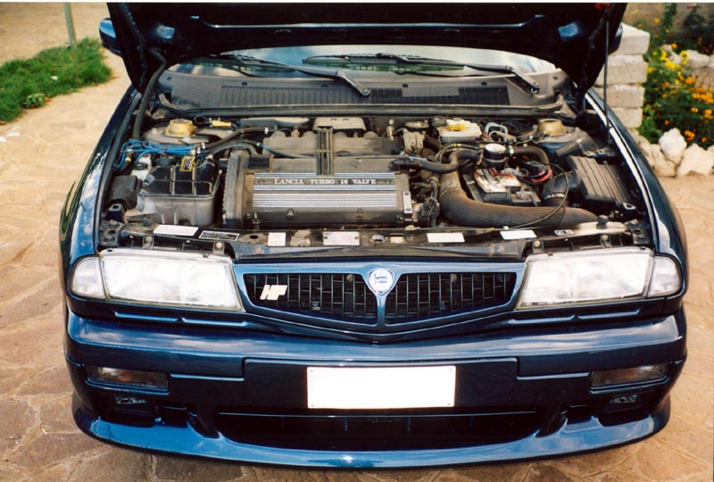 Lancia Delta Hf Hpe Picture 15 Reviews News Specs