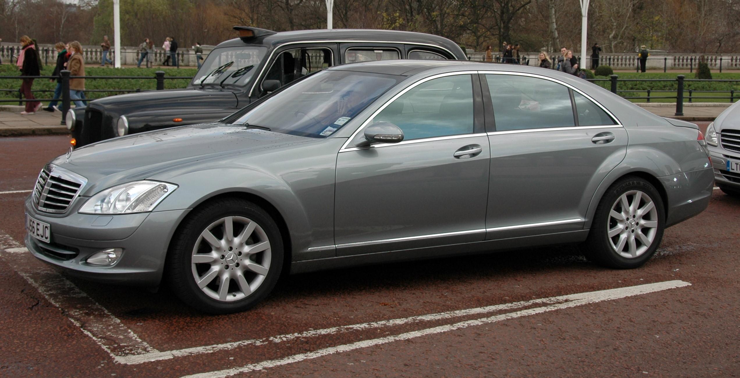 Mercedes benz s 600 l photos reviews news specs buy car for Buy a mercedes benz