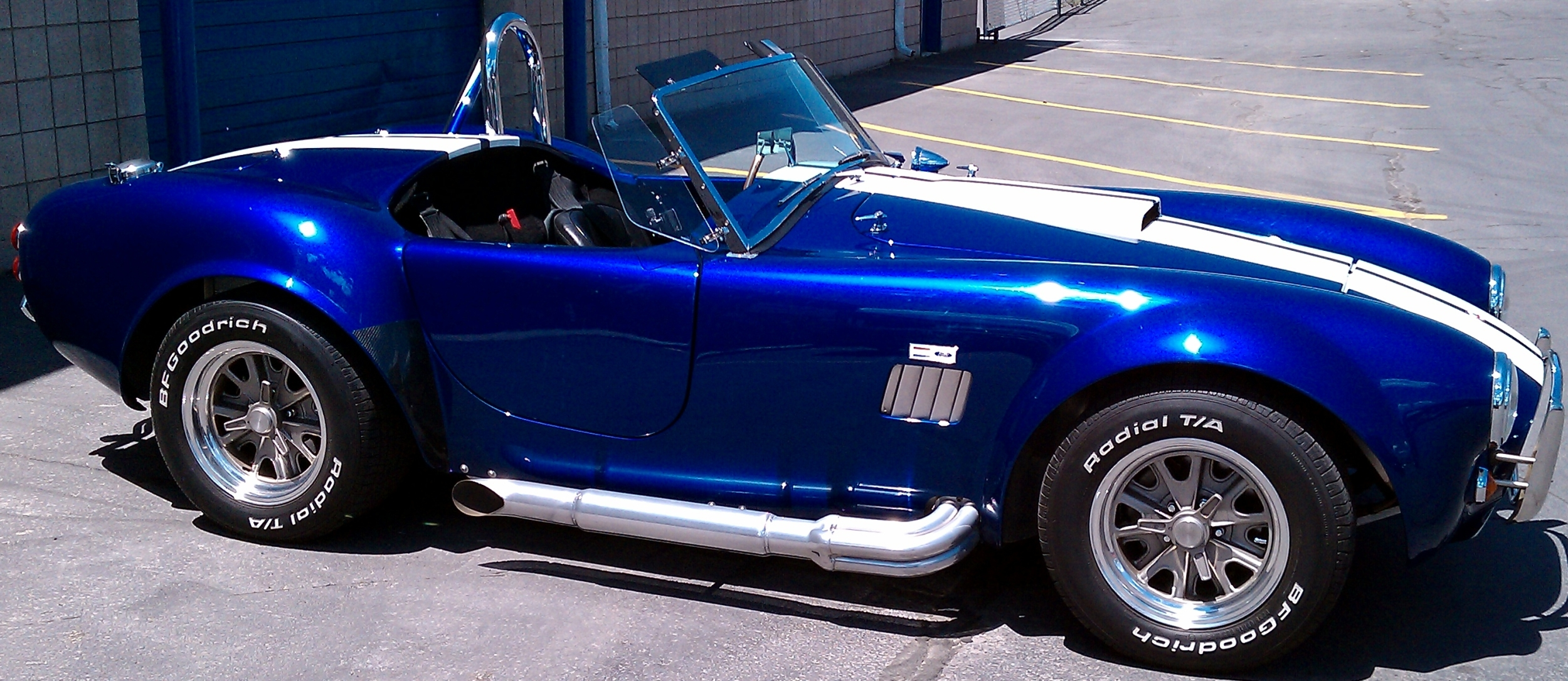 Ac cobra replica photos reviews news specs buy car