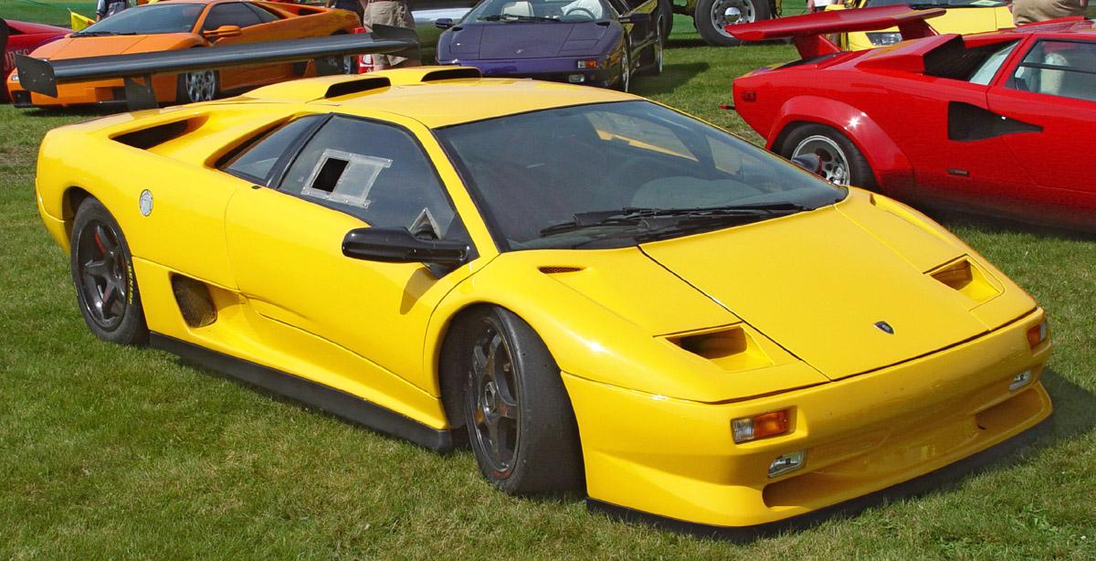 Lamborghini Diablo Svr Picture 8 Reviews News Specs