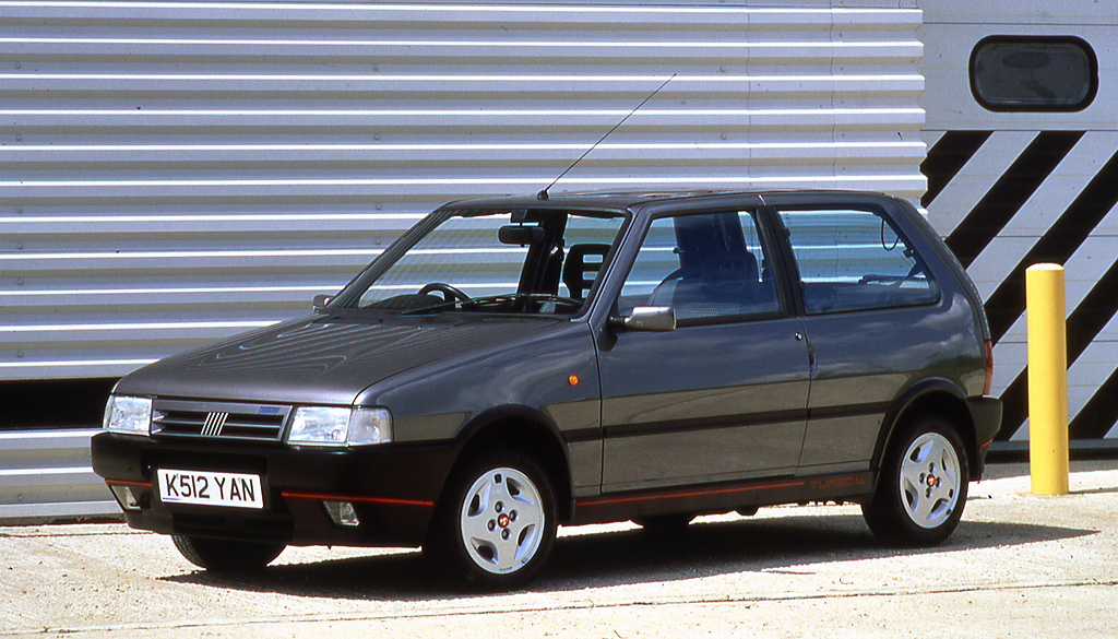 Fiat Uno Turbo Ie Picture 12 Reviews News Specs Buy Car