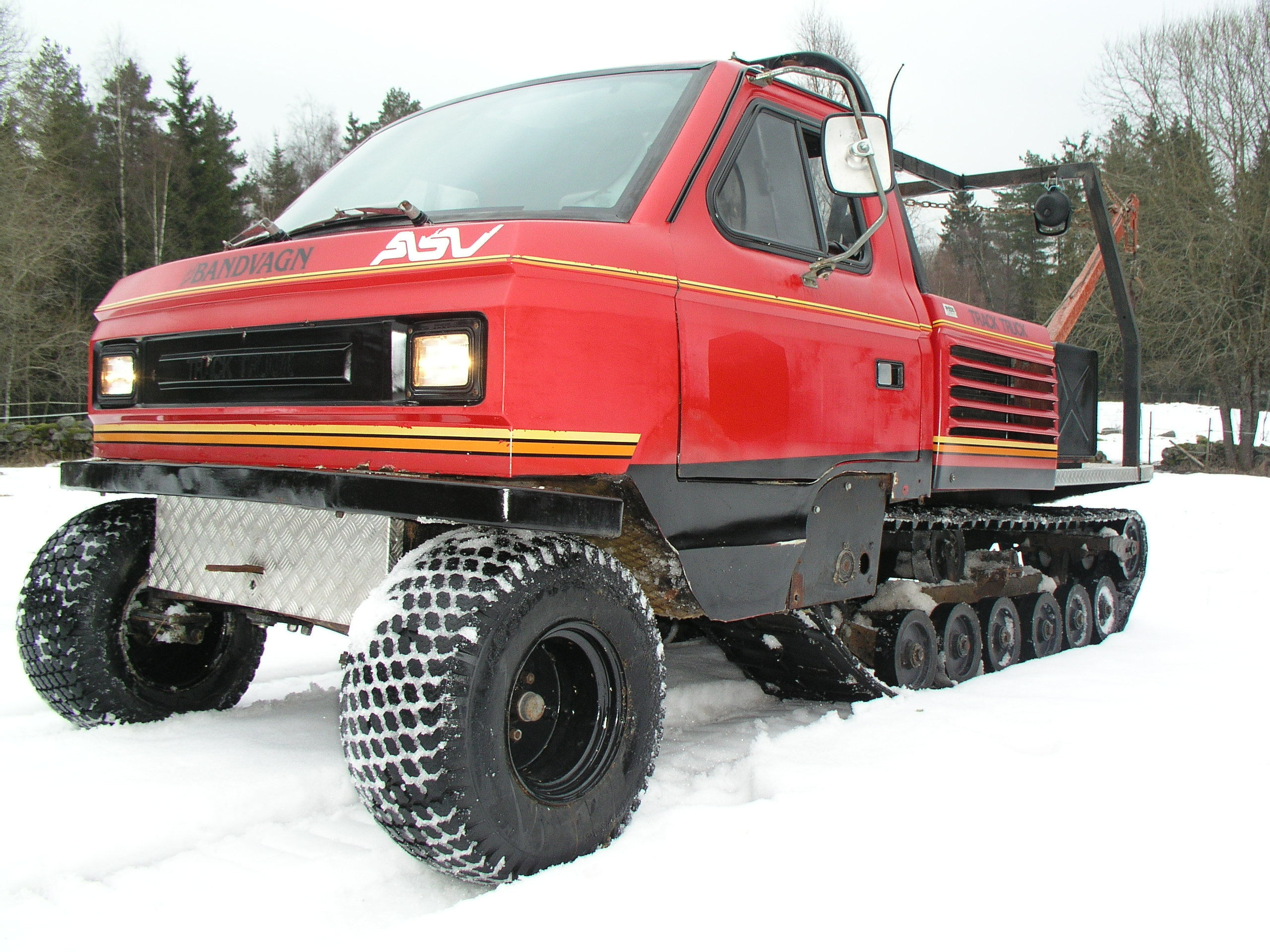 Asv Track Truck Picture 1 Reviews News Specs Buy Car