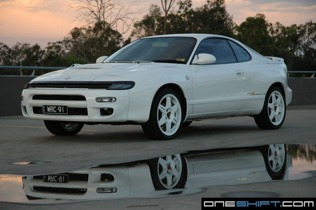 Toyota Celica Gt4 St185 Picture 7 Reviews News Specs